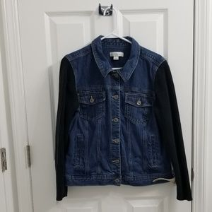 Christopher & Banks Denim Jacket
